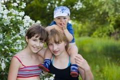 Niños Foto de archivo libre de regalías