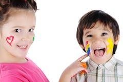 Niños, niñez Foto de archivo libre de regalías