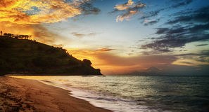 Nipah Beach Royalty Free Stock Images