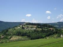 Nipozzano - Chianti Rufina Royalty Free Stock Photos