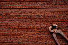 nippers παλαιός σκουριασμένος Στοκ φωτογραφίες με δικαίωμα ελεύθερης χρήσης