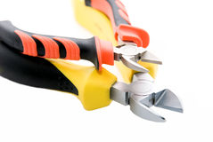 Nippers And Side Cutters Stock Photography
