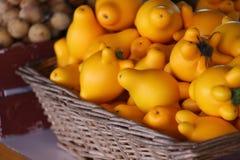 Nipplefruit eller Tittyfrukt Arkivbild