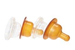 Nipples Stock Photo