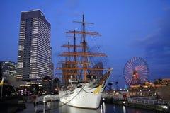 Nippon maru, πλέοντας σκάφος στοκ εικόνα με δικαίωμα ελεύθερης χρήσης