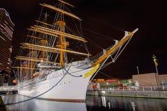 Nippon Maru statek w Yokohama Zdjęcie Stock