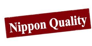 Nippon quality Royalty Free Stock Photo