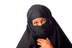 Niqab Royalty Free Stock Photo