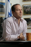 Nir Barkat Stock Photo
