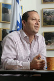 Nir Barkat Royalty Free Stock Photography