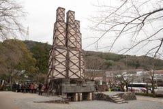 Nirayama Reverberatory Furnace Stock Image