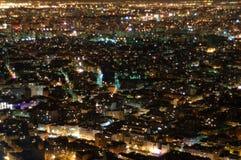 Nirht Parijs Royalty-vrije Stock Fotografie