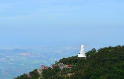 Nirvana di seduta 6 del buddha Immagine Stock