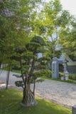 Nirvana Memorial Park em Semenyih, Malásia fotos de stock royalty free