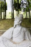 Nirvana Memorial Park en Semenyih, Malasia Fotografía de archivo libre de regalías