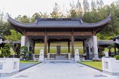 Nirvana Memorial Park en Semenyih, Malasia fotos de archivo