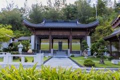 Nirvana Memorial Park in Semenyih, Malaysia Royalty Free Stock Photo