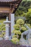 Nirvana Memorial Park in Semenyih, Malaysia Royalty Free Stock Image