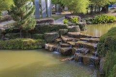 Nirvana Memorial Park in Semenyih, Maleisië Royalty-vrije Stock Afbeeldingen
