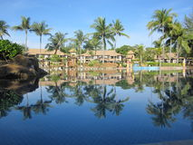 Nirwana Hotels & Resorts Royalty Free Stock Photos