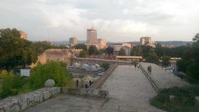 Nis Serbia Royaltyfri Fotografi