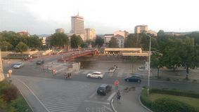 Nis Serbia Royaltyfria Bilder