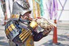 nisei武士星期 免版税库存图片