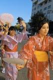 Nisei week participant stock photos