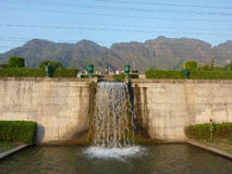 Nishar Bagh, Srinagar, Cachemira Fotos de archivo libres de regalías
