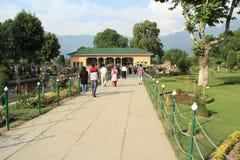 Nishat Bagh In Kashmir. Stock Photography