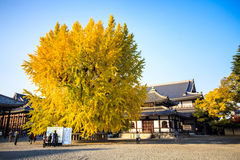 Nishi Hongan-ji Stock Image