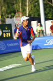 Nishikori Kei (JPN) at Rogers Cup 2012 Royalty Free Stock Image