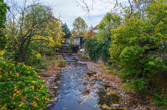 Nishisakwick Creek Royalty Free Stock Photos