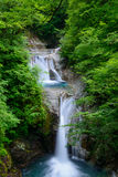 Nishizawa Valley in Yamanashi, Japan Royalty Free Stock Images