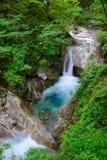 Nishizawa Valley in Yamanashi, Japan Stock Photography