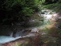 Nishizawa Valley in Yamanashi, Japan Stock Photos