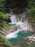 Nishizawa Valley in Yamanashi, Japan Royalty Free Stock Image