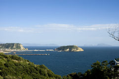 nisida острова Стоковое Изображение
