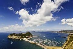 Nisida Insel, Neapel Stockfoto