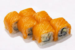 Nisiki rolls Royalty Free Stock Photo