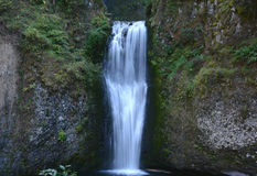 Niska Multnomah spadków nauka - Oregon obrazy royalty free