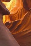 niska szczelina canyon antylopy Obrazy Stock