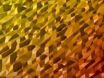 Niski poli- abstrakcjonistyczny tło Obrazy Royalty Free