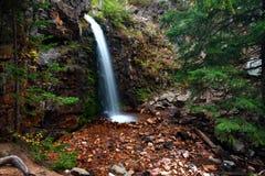 Niski pomnik Spada w Montana fotografia stock