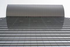 Niskiego kąta widok Korporacyjny budynek Obraz Royalty Free