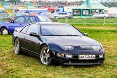Free Nissan 300ZX Royalty Free Stock Photography - 118036647