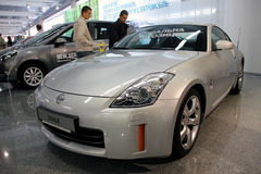 Nissan 350Z  Stock Images
