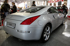 Nissan 350Z Royalty Free Stock Images