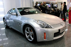 Nissan 350Z Royalty Free Stock Photo