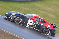 Nissan 370Z Royalty Free Stock Image